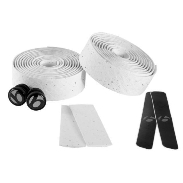 BONTRAGER Guidoline velo Route - Gel Grip Tape - Blanc - Blanc