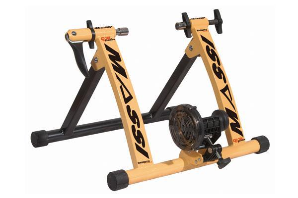 Velo Home Trainer JAUNE ORANGE