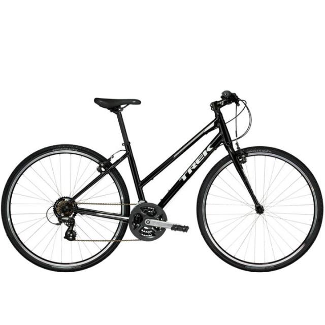 Velo Fitness-Trek FX 1 Stagger (MY18)-Lady- Noir