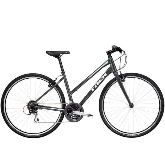 Velo Fitness- Trek FX 2 Stagger (MY18)-Lady- Charco