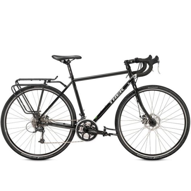 Velo Cyclotourisme-Trek 520 Disc (MY18) Noir