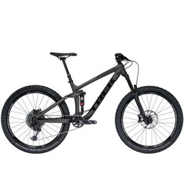 Velo VTT Trail TS-Trek Remedy 8 27.5 (MY18)- Noir Matt