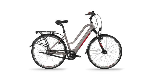 Velo Electrique-Bh ATOM Diamond Wave ER 417- Brose-500W- Antracite